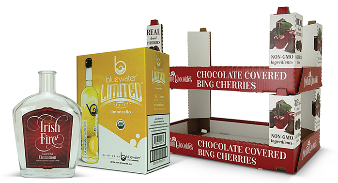 BX Digitally Printed Packaging