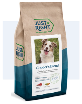 Just Right Dog Food-1