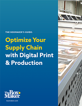 Digital Print Supply Chain Cover