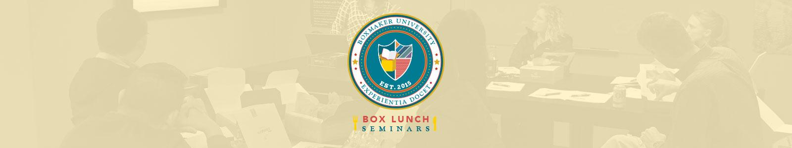 BoxMaker University Banner