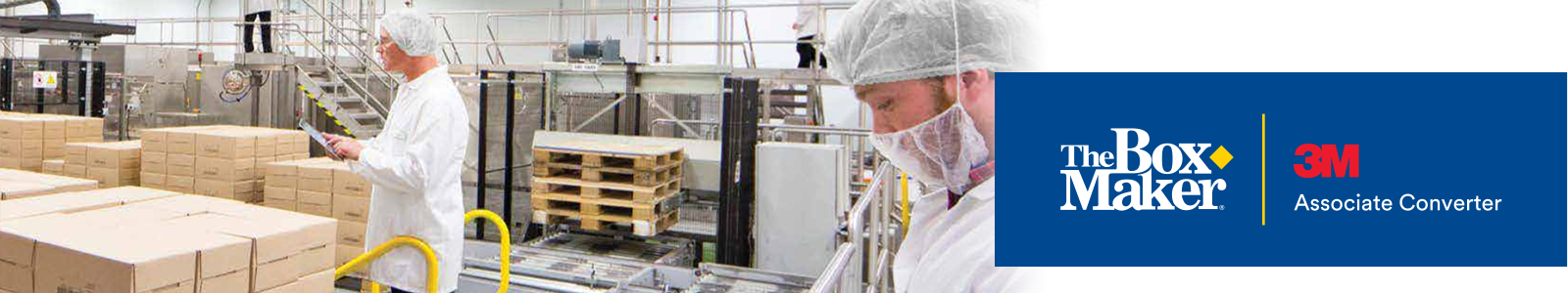3M Food Processing Facility Guide The BoxMaker